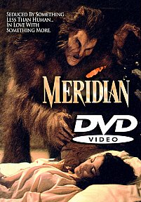 Meridian: Kiss of the Beast DVD