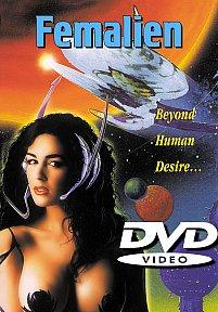 Femalien DVD