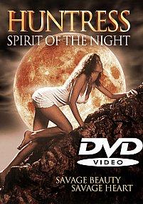 Huntress: Spirit of the Night DVD