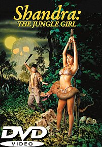 Shandra: The Jungle Girl DVD