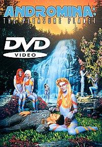 Andromina: The Pleasure Planet DVD