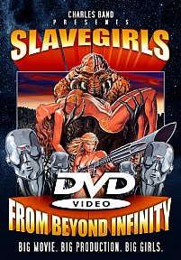 Slave Girls from Beyond Infinity DVD